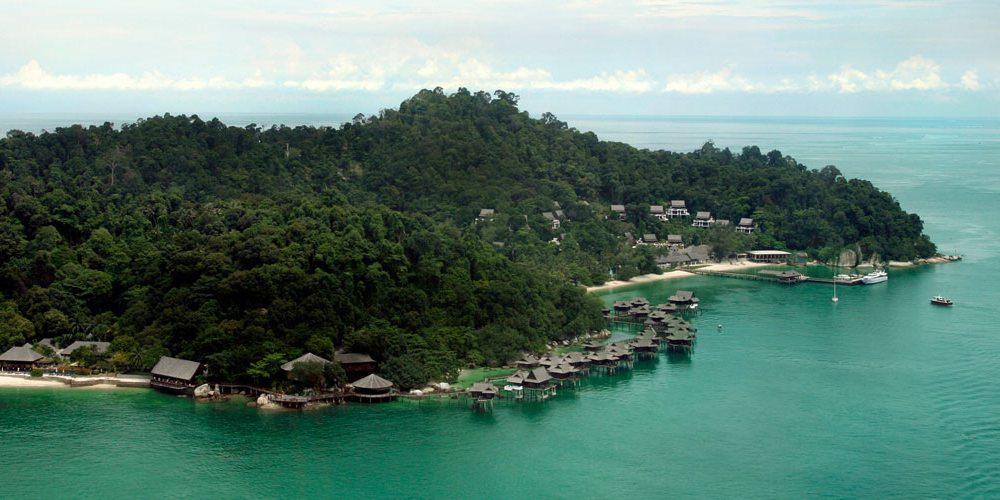 Top Luxury Beach Resort PangkorLaut 001 - K's 本地旅游攻略: 夏天必到的十大豪华海边度假屋