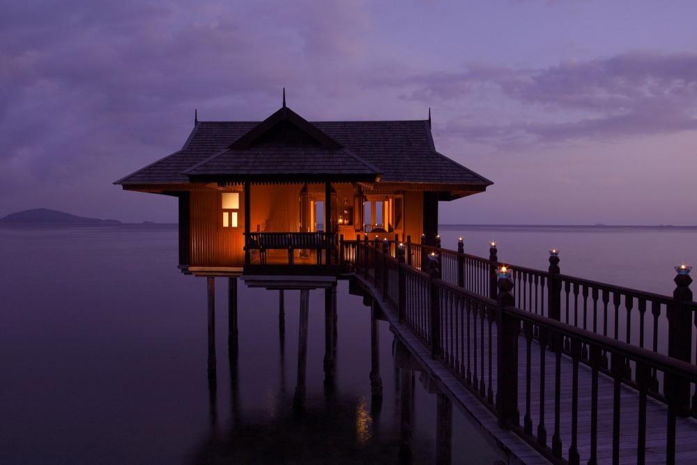 Top Luxury Beach Resort PangkorLaut 003 - K's 本地旅游攻略: 夏天必到的十大豪华海边度假屋