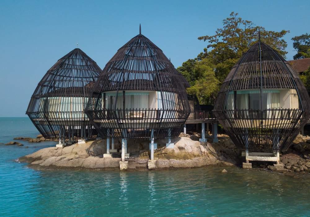 Top Luxury Beach Resort Ritz Charlton 001 - K's 本地旅游攻略: 夏天必到的十大豪华海边度假屋