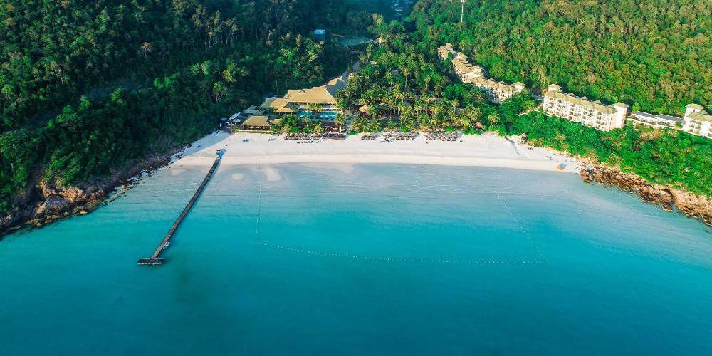 Top Luxury Beach Resort Taaras 001 - K's 本地旅游攻略: 夏天必到的十大豪华海边度假屋