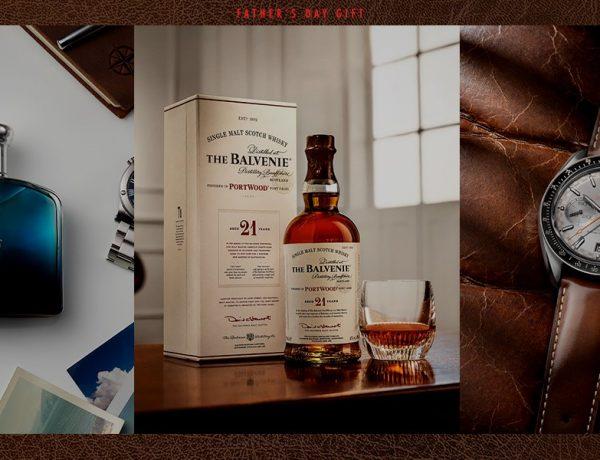 fathers day gift cver 600x460 - K's 父情节送礼指南:男人之间的浪漫