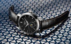 longines 1832 001 240x150 - 哑黑色的优雅格调: Longines 1832 系列新风貌