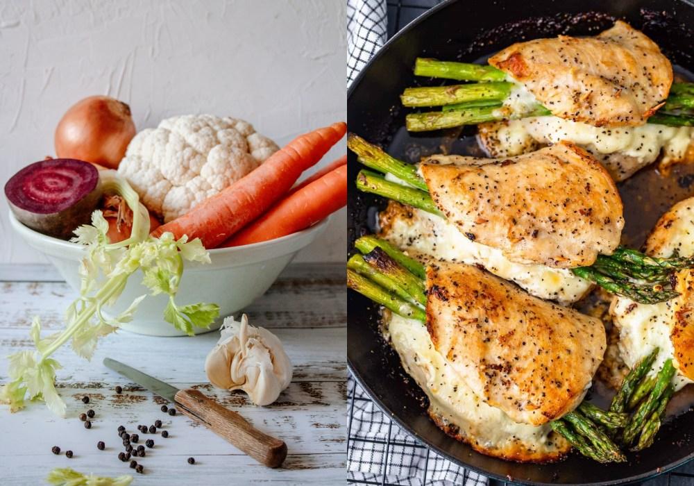 low carbohydrate diet vegetable - 减脂要这样吃!低醣食物分类