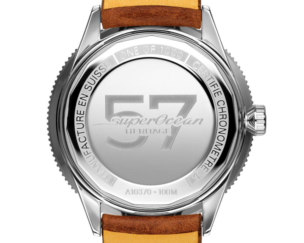 superocean heritage 57 004 - Breitling Superocean Heritage '57 彩虹腕表 - 用色彩点亮希望
