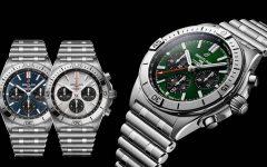 Breitling Chronomat 240x150 - 不容错过的百搭腕表: Breitling Chronomat 全能型运动腕表