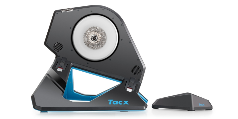Garmin Tacx Galaxia 003 - 骑行爱好者新玩物: Garmin Tacx 室内智能骑行台