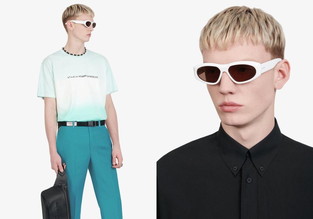 Givenchy GV Anima 004 - 80年代英伦流行风格 Givenchy GV Anima 太阳眼镜