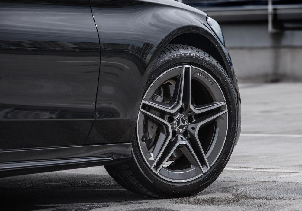 Mercedes Benz C200 AMG Line 004 - Mercedes-Benz 新人气王? C 200 AMG Line 小改款有亮点