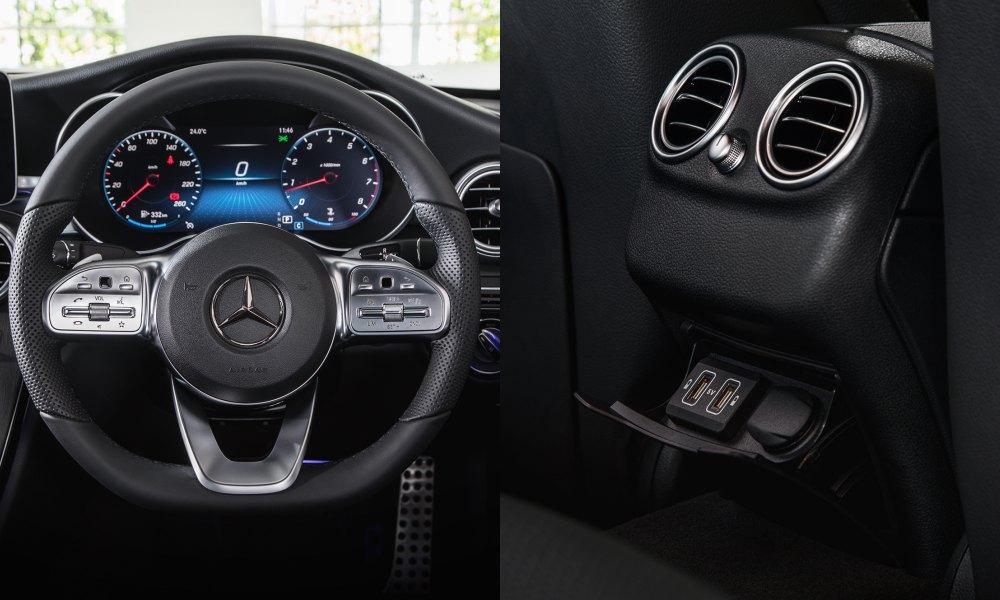 Mercedes Benz C200 AMG Line 009 - Mercedes-Benz 新人气王? C 200 AMG Line 小改款有亮点