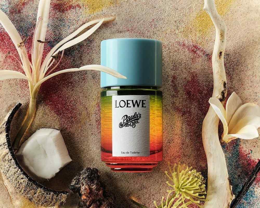 New perfume 2020 loewe - 时尚品牌变身调香师: 4款不同清新感的香水新品