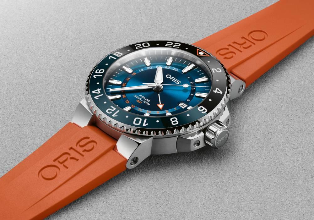 Oris 2020 Divers 004 - 也只有独立制表办得到! 盘点ORIS三款年度话题潜水表
