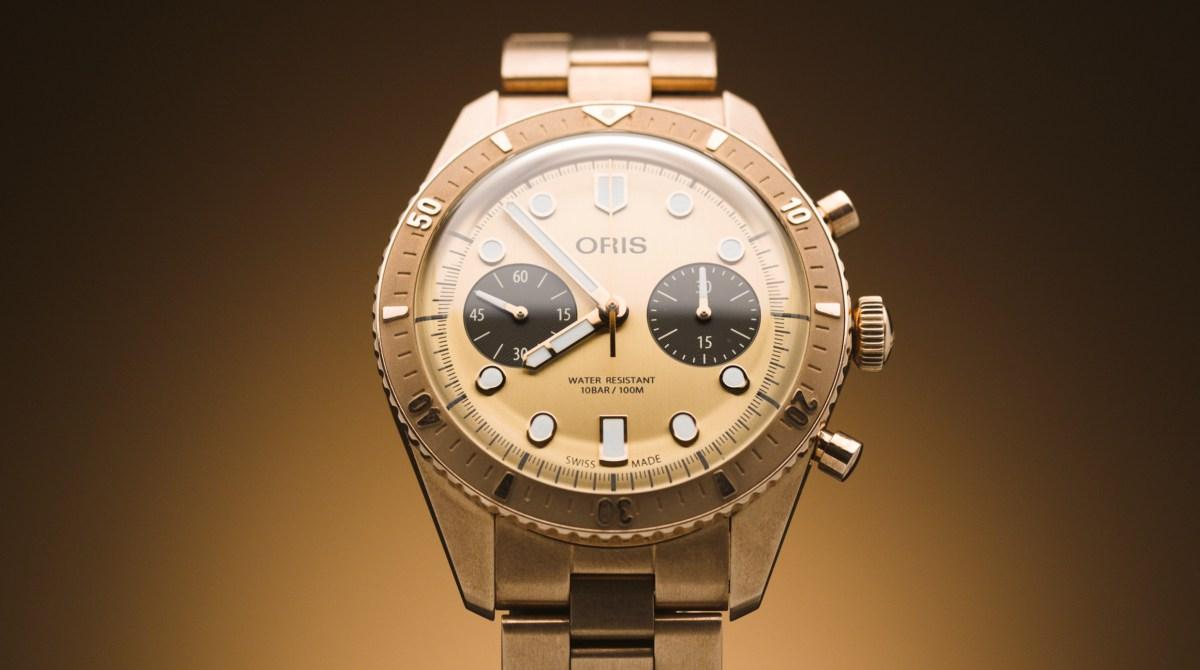 Oris Hîlstein Edition 2020-001 1 - 也只有独立制表办得到! 盘点ORIS三款年度话题潜水表