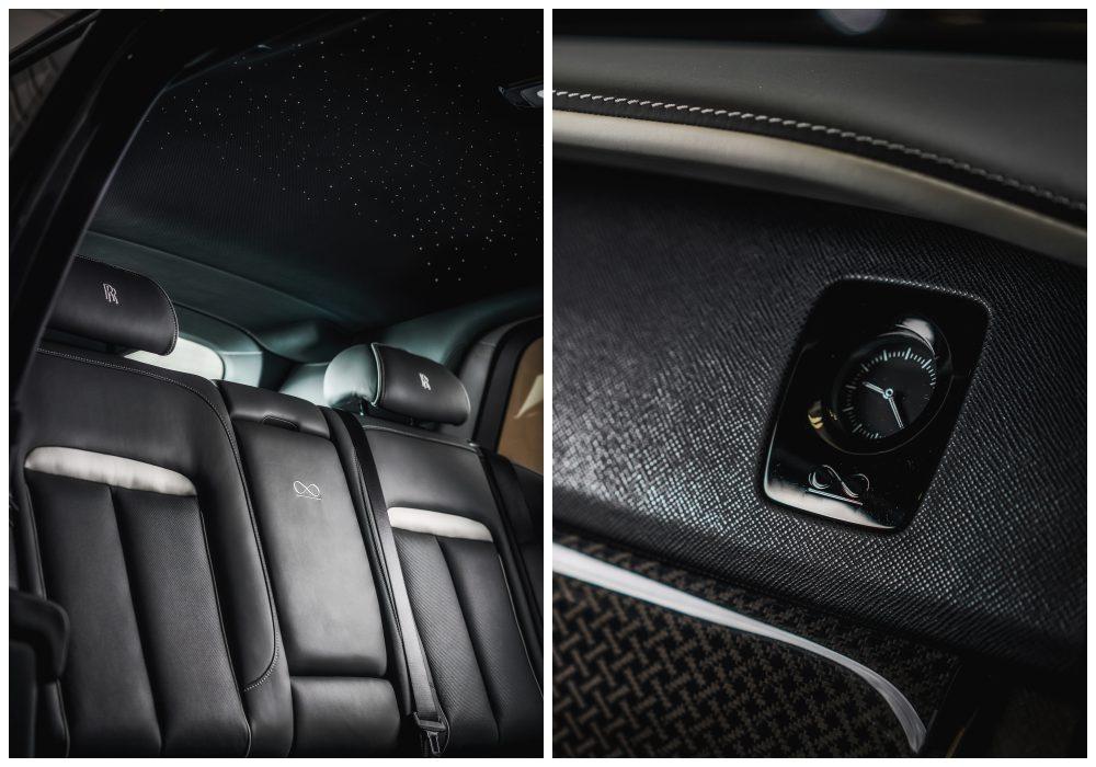 black badge cullinan 008 - Rolls-Royce Black Badge Cullinan 暗夜君王霸气登陆
