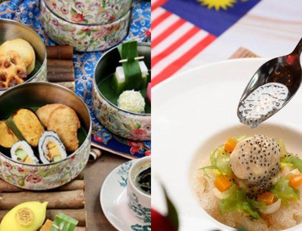Food 831 600x460 - 城中4家餐厅的 831国庆特备料理