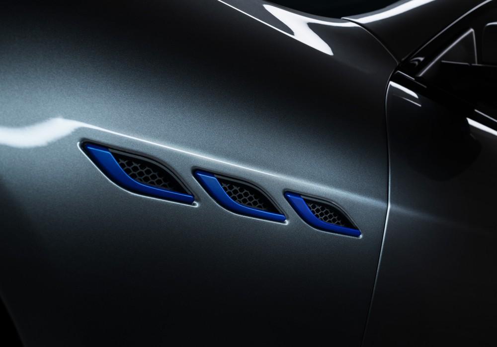 Maserati Ghibli Hybrid 004 - Maserati 史上首款混动车型 Ghibli Hybrid