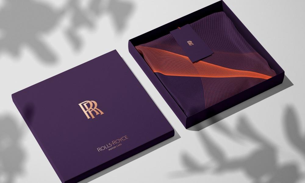 RR New Brand Identity 002 - Rolls-Royce 重塑百年品牌身份