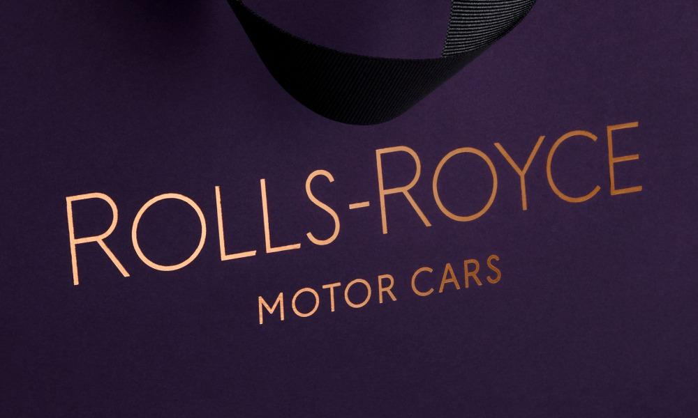 RR New Brand Identity 006 - Rolls-Royce 重塑百年品牌身份