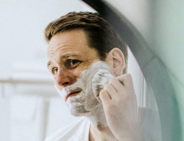 mens shaving cream 600x460 - 为什么一定要使用剃须乳?
