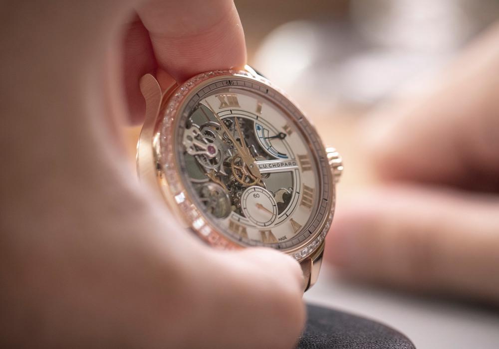 Chopard meet our artisans C 004 - 走进 Chopard 顶级制表和珠宝工艺世界