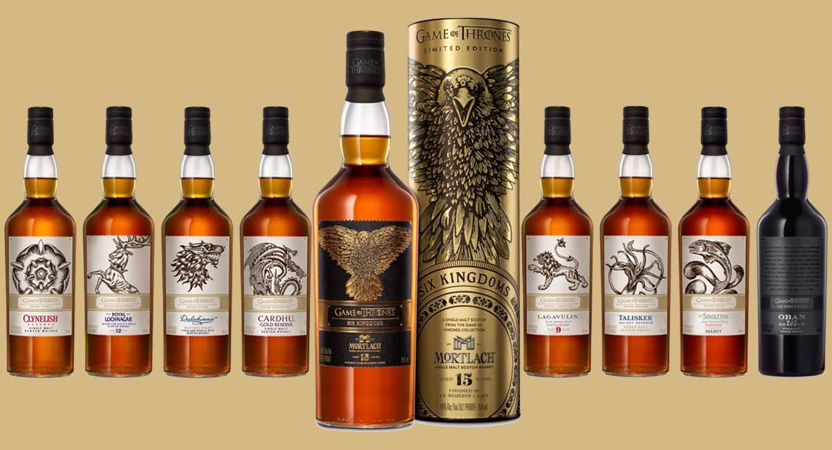 Diageo GOT Mortlach 15 001 - GOT威士忌珍藏最终章: Mortlach 15年威士忌