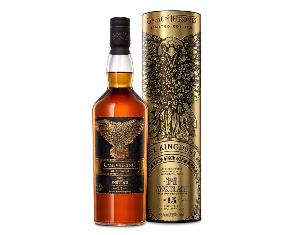 Diageo GOT Mortlach 15 002 - GOT威士忌珍藏最终章: Mortlach 15年威士忌
