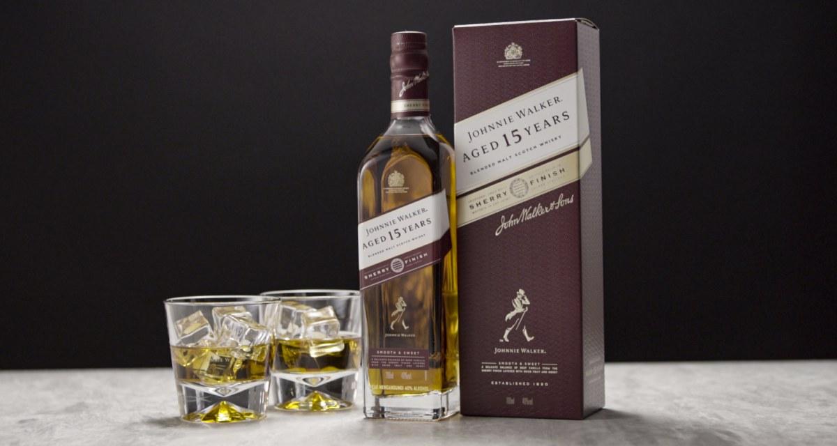 jw 15YO sherry 001 - 甜香醇顺: Johnnie Walker 首支15年熟成雪莉风味威士忌