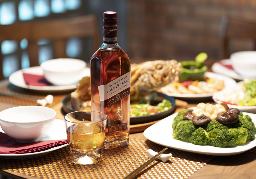 jw 15YO sherry 004 - 甜香醇顺: Johnnie Walker 首支15年熟成雪莉风味威士忌