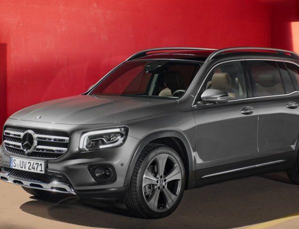 mb glb 600x460 - 豪华SUV家族最新成员: Mercedes-Benz GLB