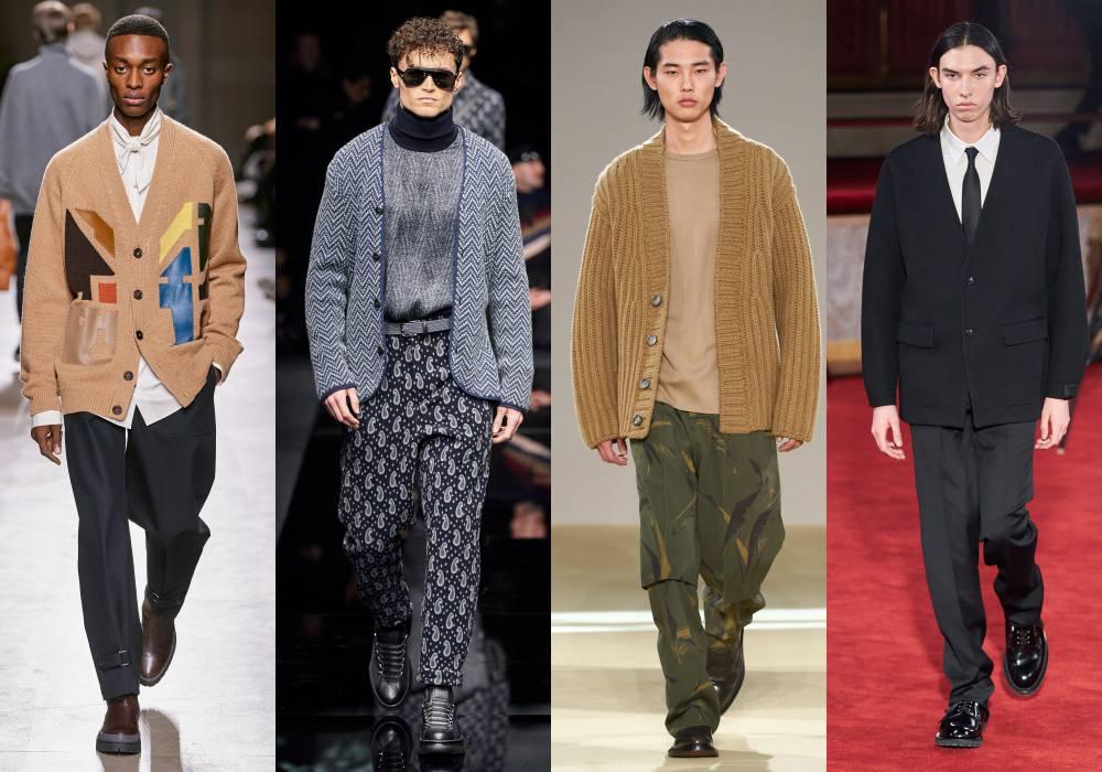 menswear fw2020 trend 002 - 2020男装秋冬趋势: 7个必备时尚元素
