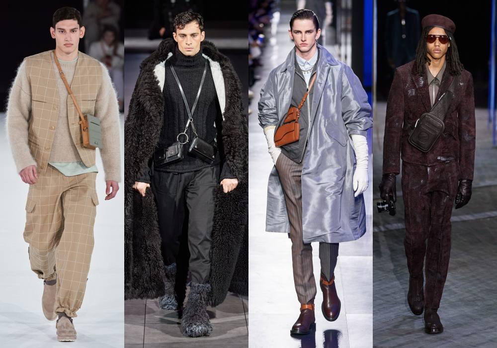 menswear fw2020 trend 003 - 2020男装秋冬趋势: 7个必备时尚元素