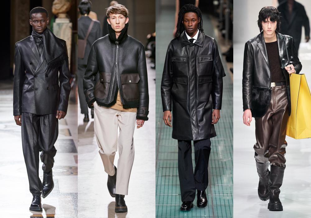 menswear fw2020 trend 005 - 2020男装秋冬趋势: 7个必备时尚元素