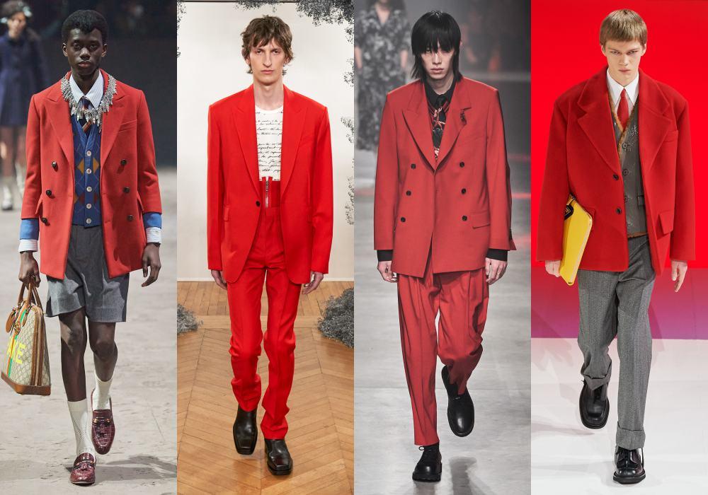 menswear fw2020 trend 007 - 2020男装秋冬趋势: 7个必备时尚元素