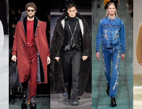menswear fw2020 trend 600x460 - 2020男装秋冬趋势: 7个必备时尚元素