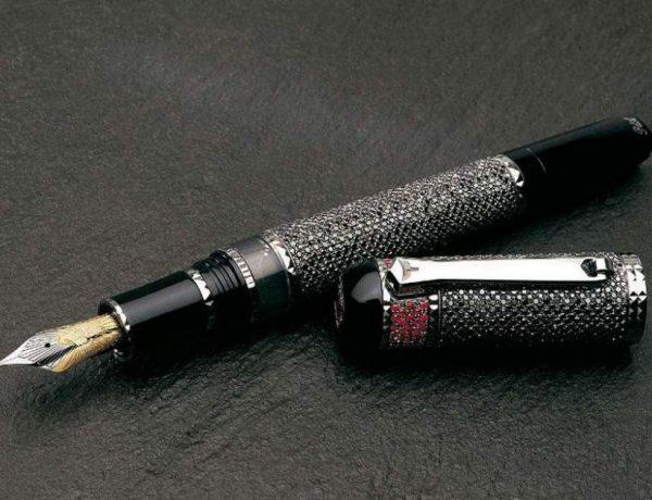 most expensive pen 600x460 - 这些笔比你想象还贵