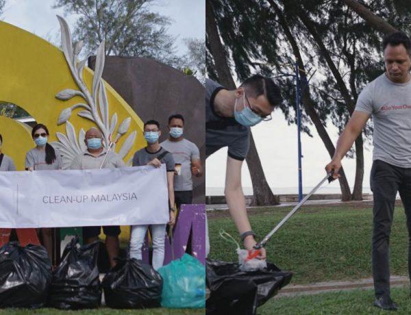 oris world cleanup day 001 2 600x460 - 延续品牌使命: 马来西亚 ORIS 自发世界清洁地球日活动
