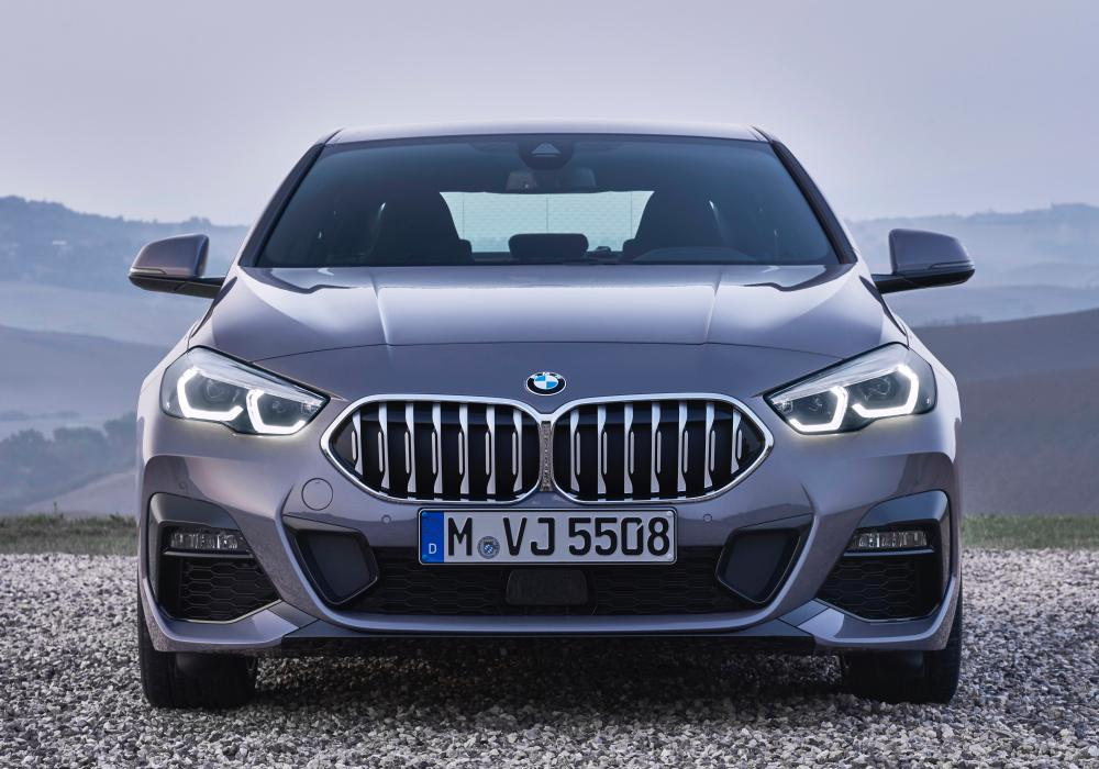 BMW 218i Gran Coupe M Sport 002 - 为新世代年轻市场而设: BMW 218i Gran Coupe M Sport