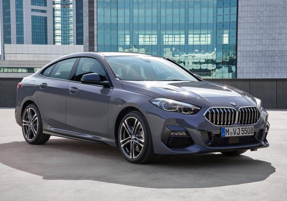 BMW 218i Gran Coupe M Sport 004 - 为新世代年轻市场而设: BMW 218i Gran Coupe M Sport