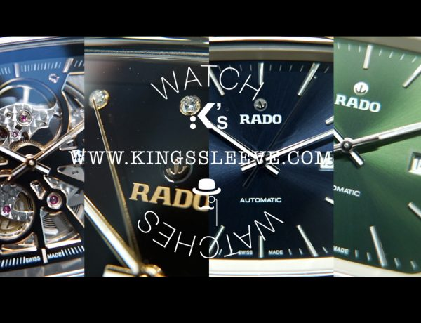 RADO true square collections cover 600x460 - 引领现代风潮 Rado True Square 方形腕表系列