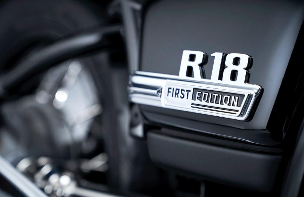 bmw r 18 first edition 008 - 1800cc最强水平对卧引擎 BMW R 18 First Edition