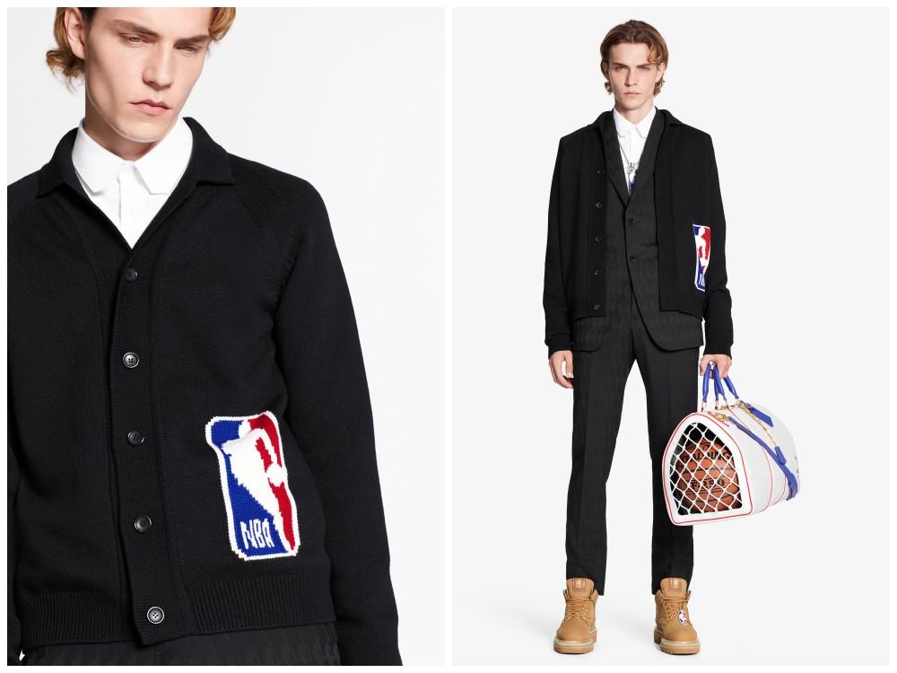 louis vuitton x nba lookbook 002 - Louis Vuitton x NBA 联名系列抢先看
