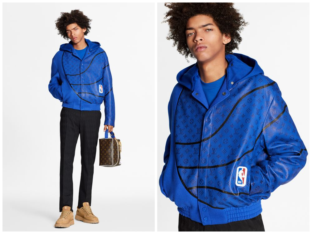 louis vuitton x nba lookbook 006 - Louis Vuitton x NBA 联名系列抢先看