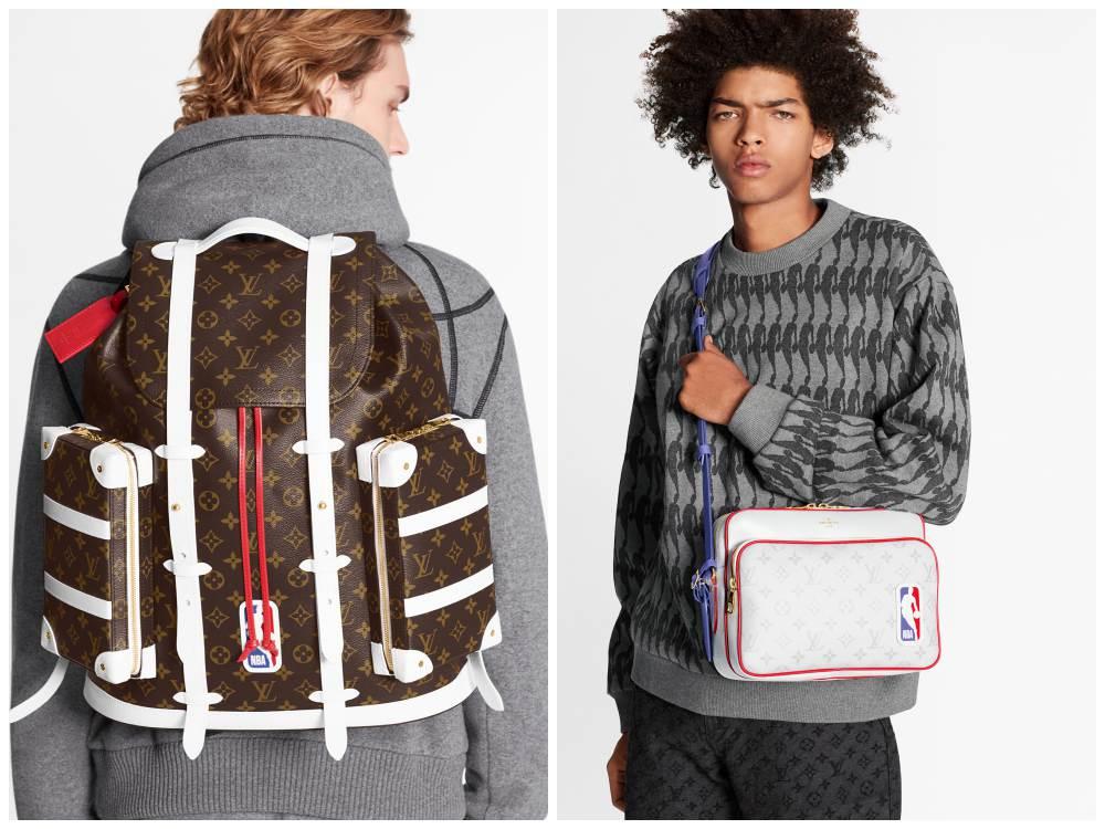 louis vuitton x nba lookbook 008 - Louis Vuitton x NBA 联名系列抢先看