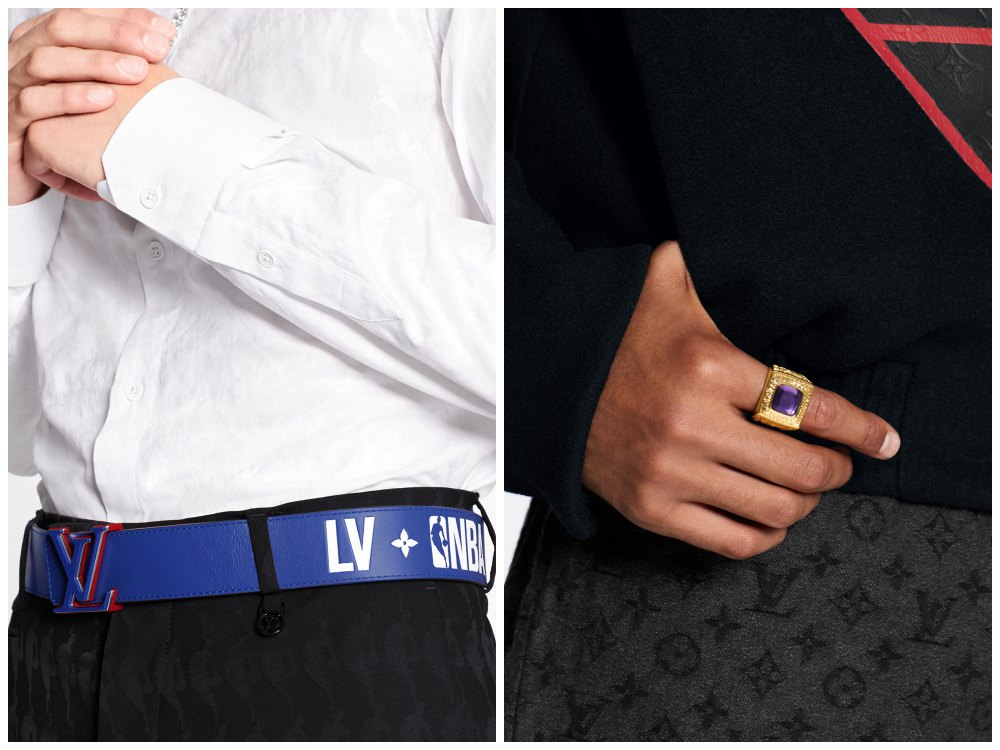 louis vuitton x nba lookbook 009 - Louis Vuitton x NBA 联名系列抢先看