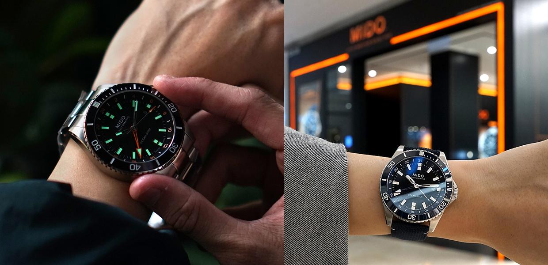 mido store header - MIDO Ocean Star GMT 何止双时区功能而已