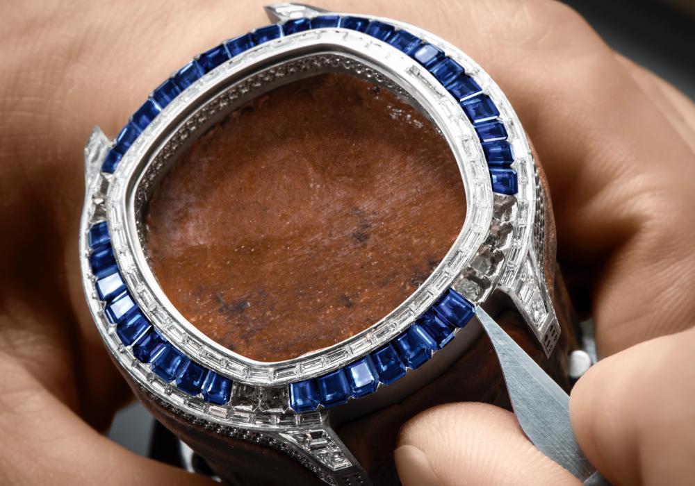 piaget polo emperador high jewellery 002 - 珠宝镶嵌并非女士才爱; Piaget Polo 非凡时计臻品