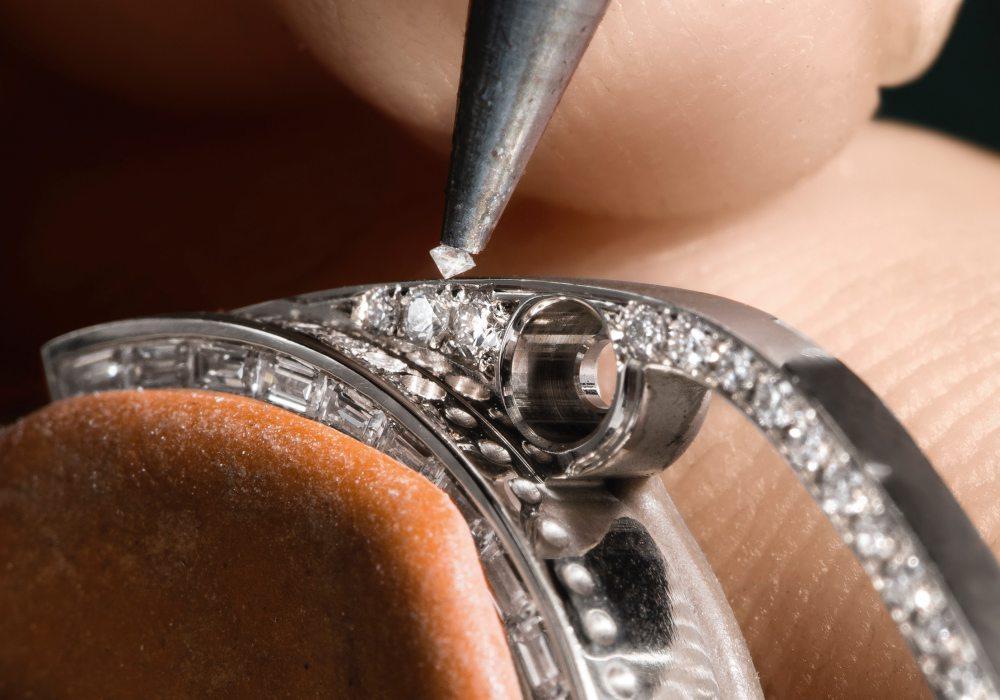 piaget polo emperador high jewellery 004 - 珠宝镶嵌并非女士才爱; Piaget Polo 非凡时计臻品