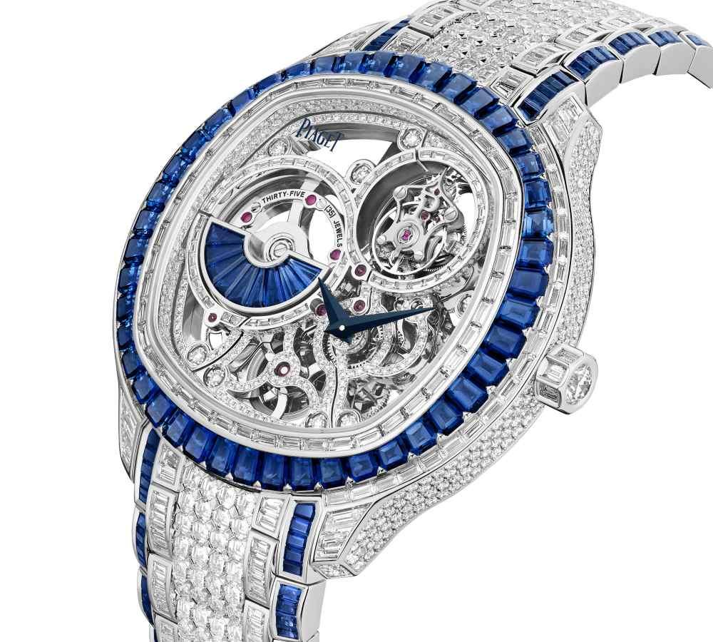 piaget polo emperador high jewellery 006 - 珠宝镶嵌并非女士才爱; Piaget Polo 非凡时计臻品