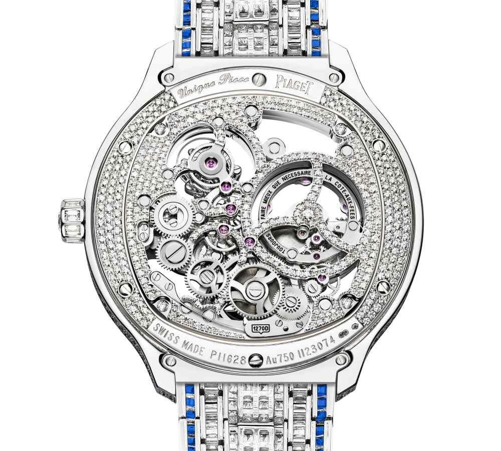 piaget polo emperador high jewellery 007 - 珠宝镶嵌并非女士才爱; Piaget Polo 非凡时计臻品