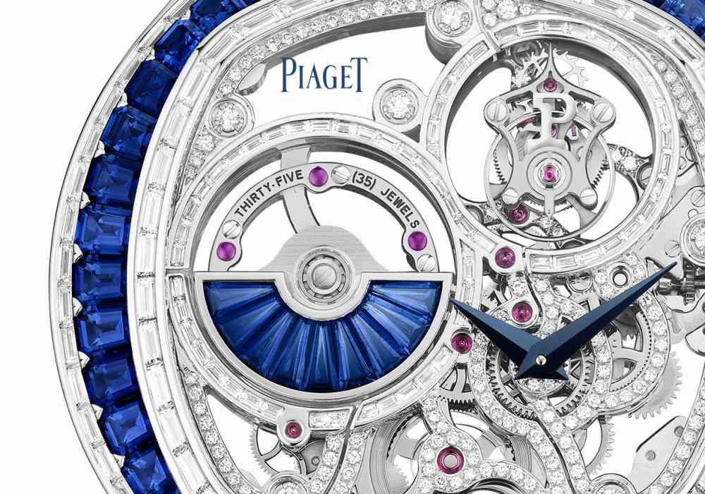 piaget polo emperador high jewellery 008 - 珠宝镶嵌并非女士才爱; Piaget Polo 非凡时计臻品