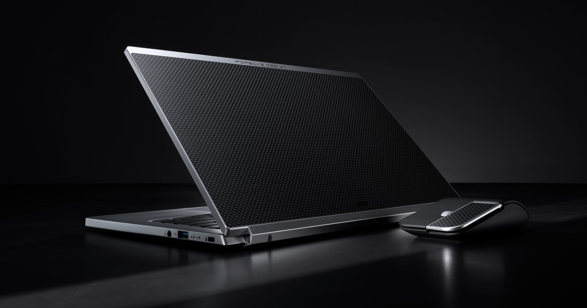 Acer Porsche Design Acer Book RS 001 - 「笔电界保时捷」Porsche Design Acer Book RS